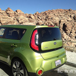 Enjoying a Long Weekend in Vegas with the 2014 Kia Soul