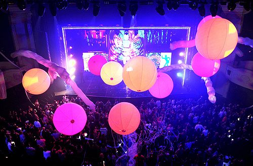 Blue Man Group, Las Vegas, #bluemangroup, #lasvegas, #vegas