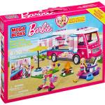 Mega Bloks Barbie™ Build 'n Play Luxe Camper Review #BarbieCamper
