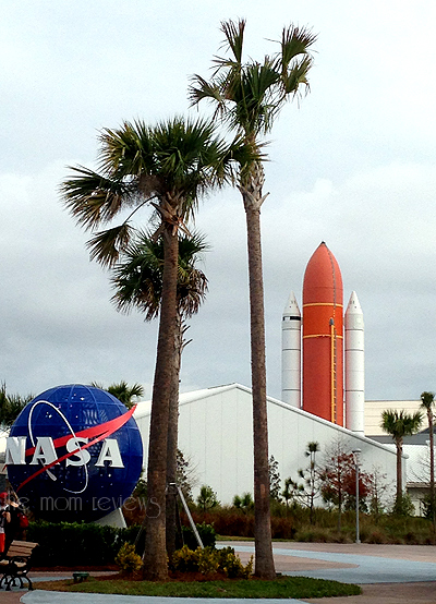 Kennedy Space Center Visitor Complex, Florida Photos, KSC Photos #KennedySpaceCenter