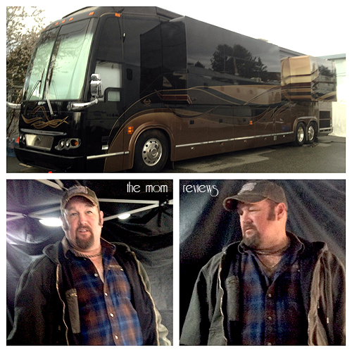 larry the cable guy, On Set, Movie Set, Vancouver Canada for Jingle All the Way 2 #jinglealltheway2