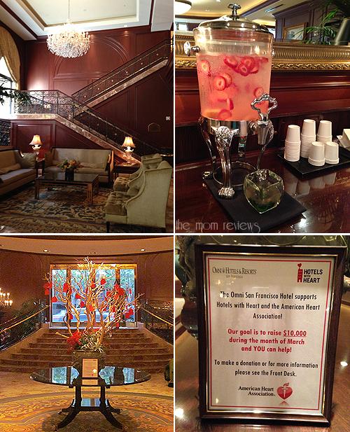 omni, lobby, Omni San Francisco Review #SF #Omni #hotels