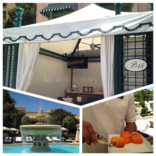 Visit las vegas 3 unique experiences at the bellagio for Pool and patio show las vegas