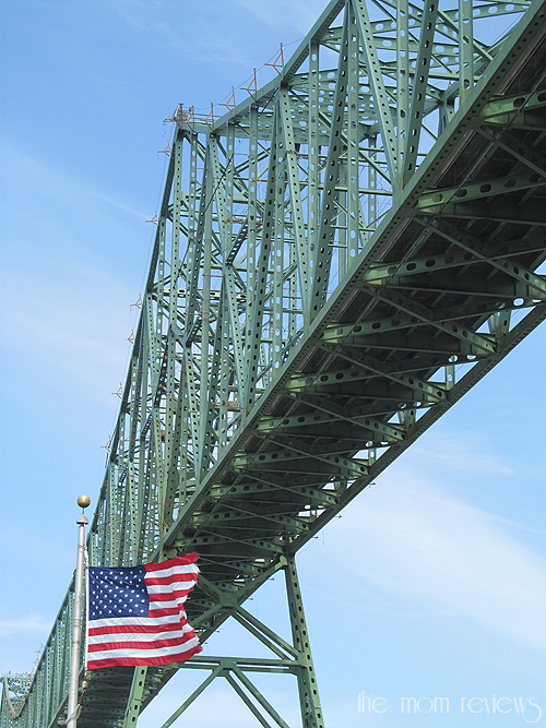 Oregon's Astoria-Megler Bridge #Astoria #Oregon #bridge