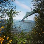 Travel Photography: Oregon's Astoria-Megler Bridge