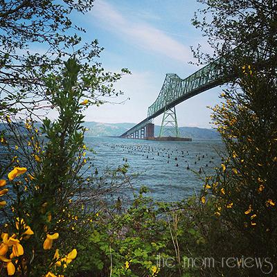 Oregon's Astoria-Megler Bridge #Astoria #Oregon #bridge
