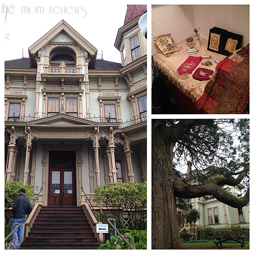 Flavel House Museum, Museums in Oregon, Astoria Oregon, #Astoria #Oregon
