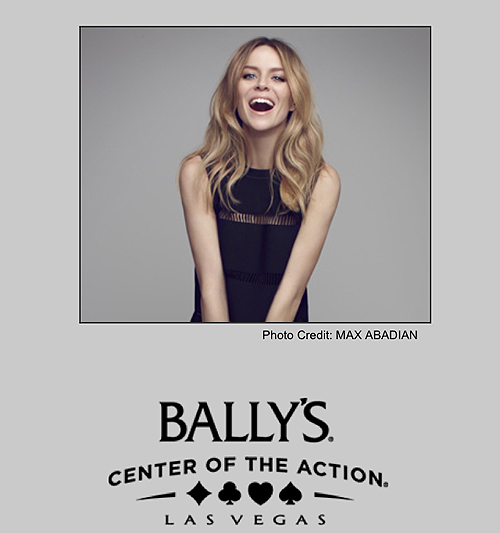 Ballys at the Strip - Las Vegas, Nevada, Bally's Casino, Bally's Resort, Bally's Hotel & Casino, Veronic Voices, Veronic at Bally's, Veronic Voices Impersonator, Las Vegas Strip Hotels, #LasVegas