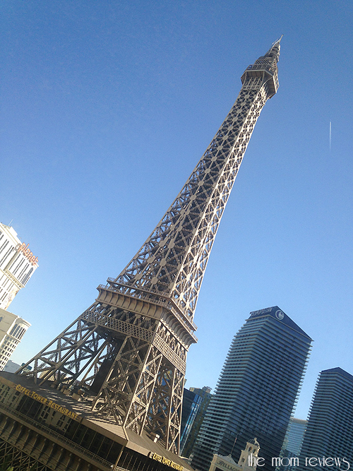 Ballys at the Strip - Las Vegas, Nevada, Bally's Casino, Bally's Resort, Bally's Hotel & Casino, Eiffel Tower, Eiffle Tower View, Las Vegas Strip Hotels, #LasVegas