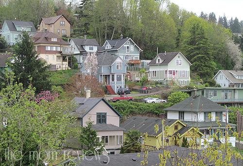 Goonies House, Astoria Oregon #goonies #thegoonies