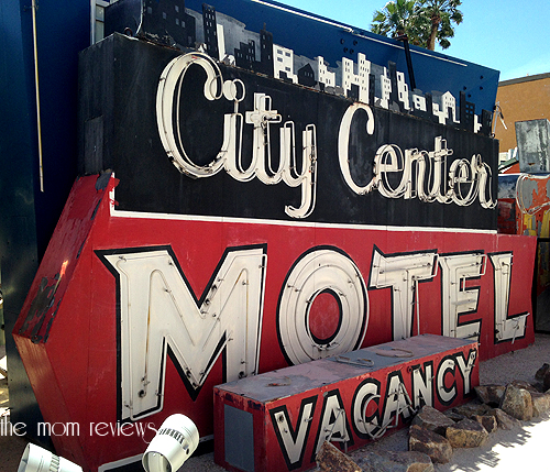 The Neon Museum and Boneyard, Las Vegas, #LasVegas, #Vegas, #NeonMuseum