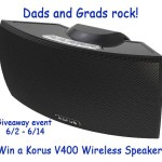 Gifts for Dads And Grads – Korus V400 Wireless Speaker