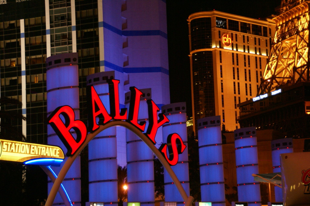 Ballys at the Strip - Las Vegas, Nevada, Bally's Casino, Bally's Resort, Bally's Hotel & Casino, Las Vegas Strip Hotels, #LasVegas
