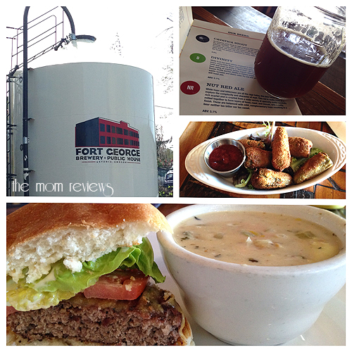 Astoria Oregon, Where to Stay and 3 Great Places to Dine, Fort George Brewery