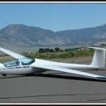 Bucket list item:  Soaring High in a Glider Plane
