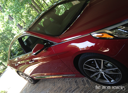 Driving the 2015 #NewSonata off the Assembly Line