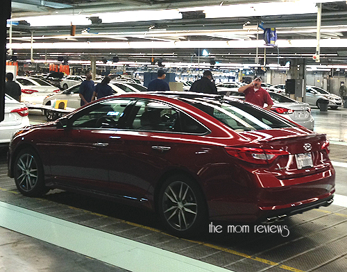 A Look Inside the Hyundai Plant in Montgomery, Alabama
