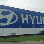 A Look Inside the Hyundai Plant in Alabama and Driving the 2015 #NewSonata off the Assembly Line