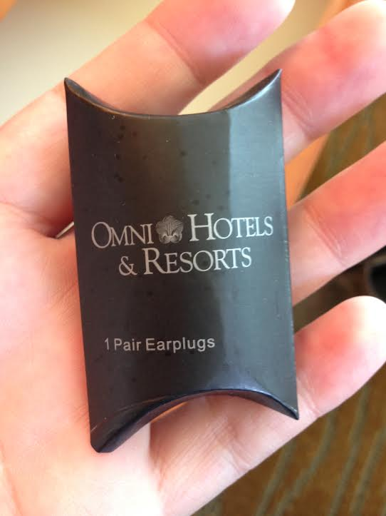Omni San Diego Review, Honeymoon in San Diego