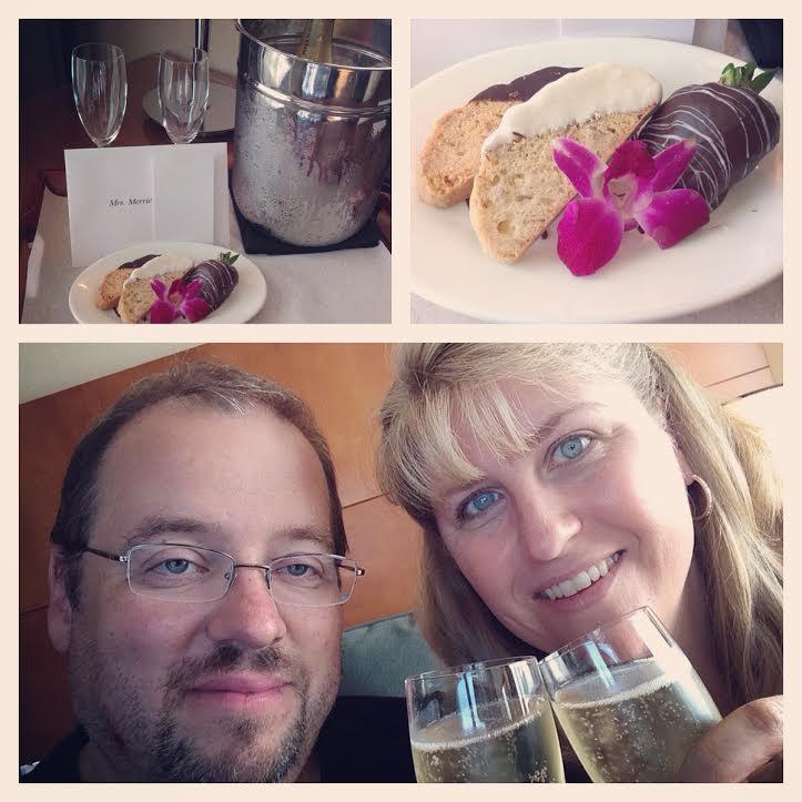 Omni San Diego Review, Honeymoon in San Diego
