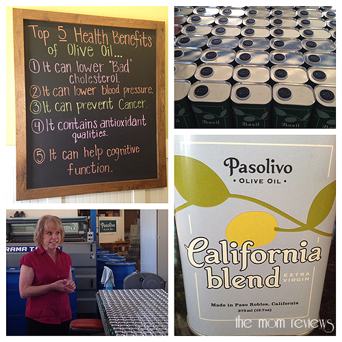 Pasolivo Olive Oil Paso Robles