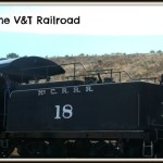 Carson City, Nevada:  Bringing the Past to the Present with V&T Railroad