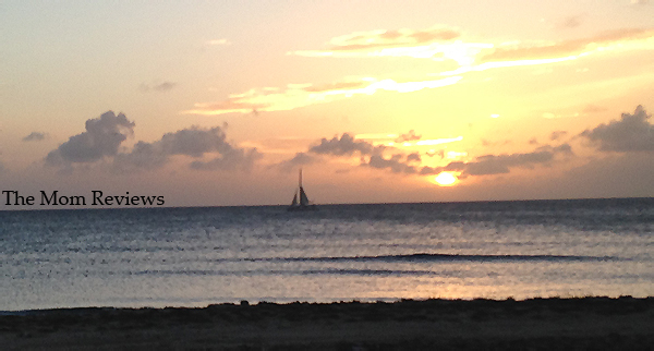 My Favorite Aruba Snapshots, Sunset