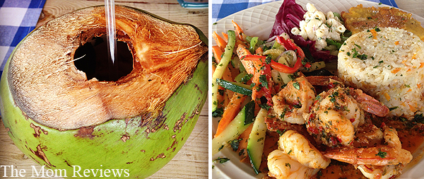 Aruba Dining, The West Deck