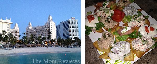 Aruba Dining, Bugaloe Bar and Grill