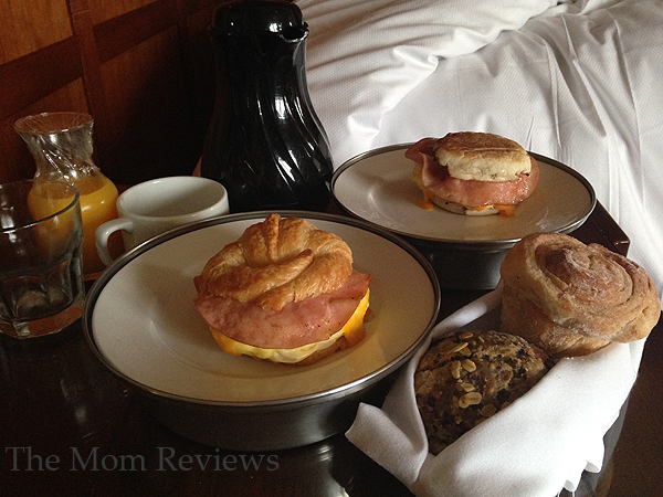 Romance on the Riverfront:  Napa River Inn Review