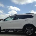 Summer Vacation in the 2014 Hyundai Santa Fe Limited