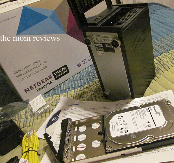 Technology: Netgear ReadyNAS Review