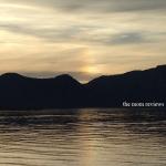 Travel Photography:  Autumn Sunset in Lake Tahoe