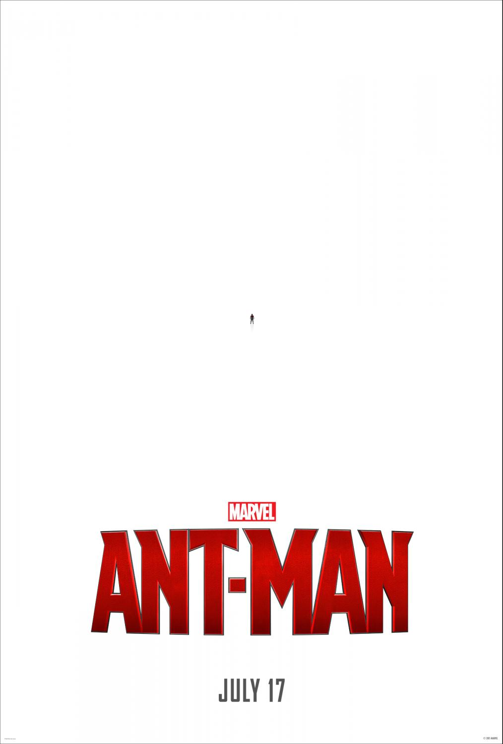 Ant-Man Teaser Trailer #AntMan