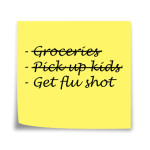 Take 3 Actions to Fight the Flu this Season #FightFlu