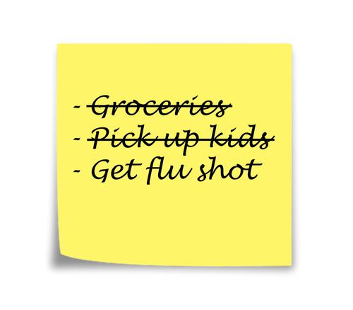 Get a Flu Shot #FightFlu