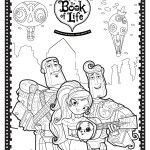 The Book of Life Printable