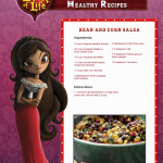 The Book of Life Printable Recipe