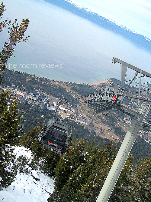 Lake Tahoe Heavenly Gondola Ride