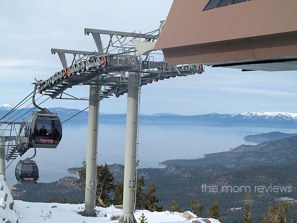 Lake Tahoe Heavenly Gondola Ride