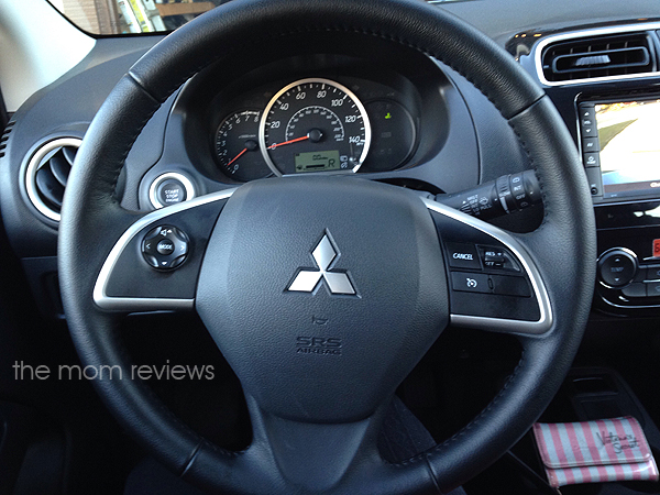 2015 Mitsubishi Mirage Review