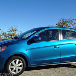 2015 Mitsubishi Mirage ES Review: Nice Choice for the High School and College Student