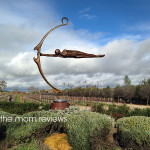 Paso Robles Wine Country:  Sculpterra Winery and Sculpture Garden