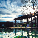 Glide into the Silky Mineral Pools at The Sunburst in Calistoga @VisitCalistoga