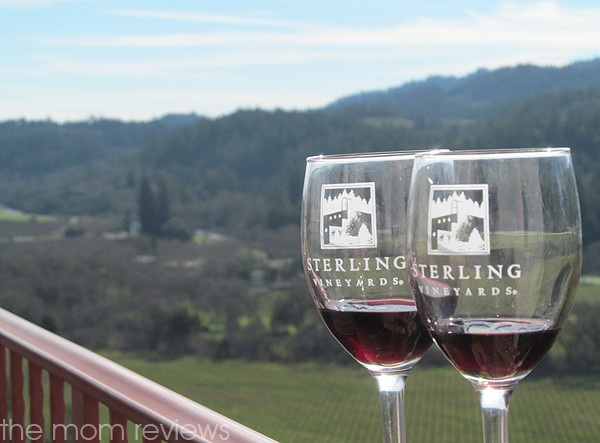Sterling Vineyards, Calistoga