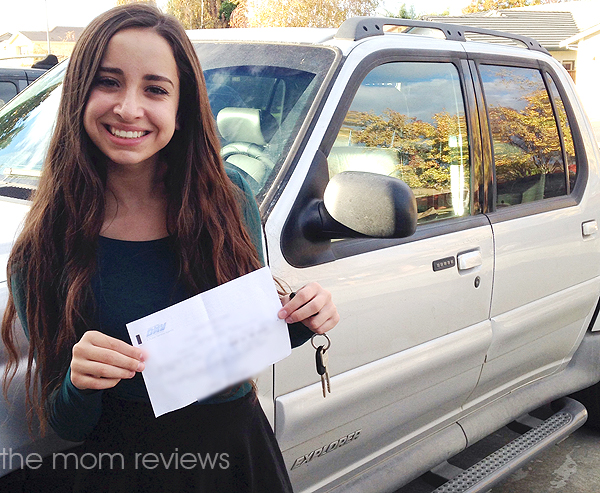 Road Readiness for Teen Drivers + Win Michelin Tires! #safetires #tmom