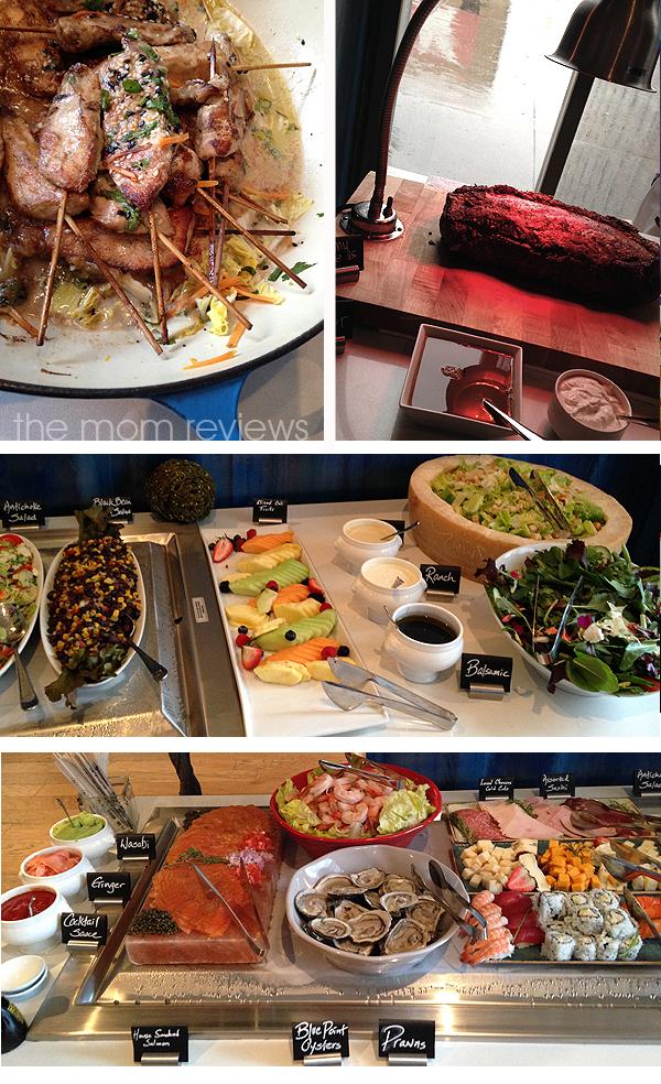 Fairmont San Jose, Fountain Restaurant