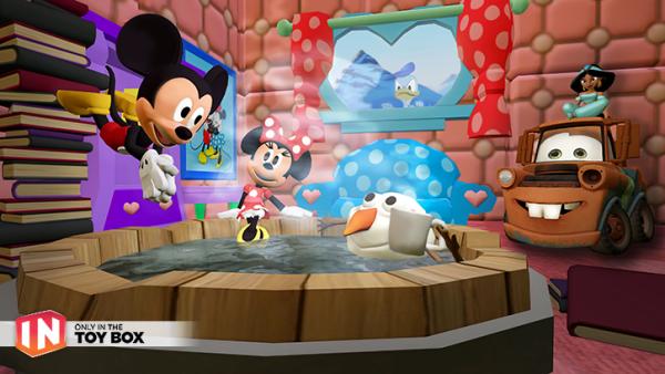 Disney Infinity 3.0 Disney Play Sets #InsideOutEvent #InsideOut #DisneyInfinity