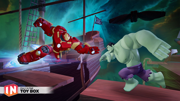 Disney Infinity 3.0 Marvel Play Sets #InsideOutEvent #InsideOut #DisneyInfinity