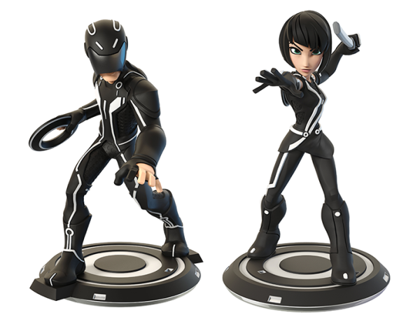 Disney Infinity 3.0 Tron Play Sets #InsideOutEvent #InsideOut #DisneyInfinity